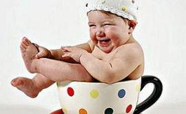 Чай для грудных детей