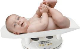Недостаток веса у ребенка, гипотрофия
