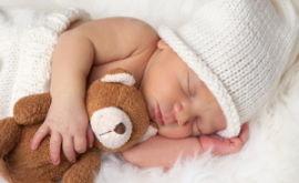 Нарушения сна у ребенка