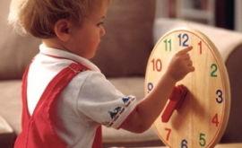 Режим дня для маленького ребенка