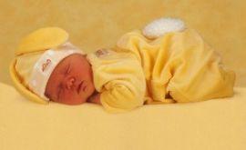 Почему не спит грудной ребенок