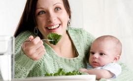 Как выстраивать питание при грудном вскармливании