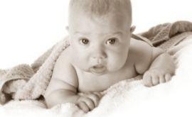 Признаки ДЦП  у грудного ребенка