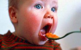 Введение первого прикорма в 4 месяца — правила и продукты