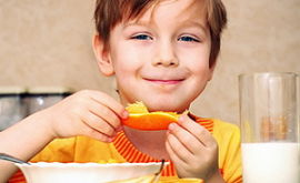 Сезонное питание детей