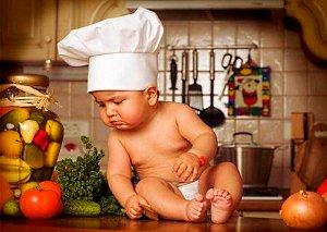 Питание детей до года рецепты меню