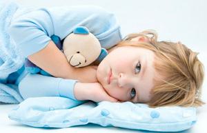 Причины нарушения сна у детей