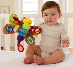 Какие игрушки нужны новорожденному ребенку