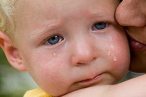 Как успокоить плачущего ребенка?