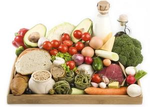 Рацион питания при кормлении грудью