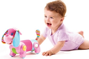 Какие игрушки нужны для ребенка?