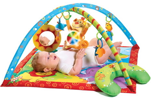 Развивающий коврик для новорожденных детей