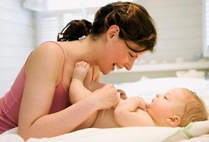 Виды детского массажа