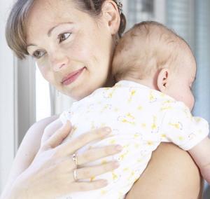 Почему икает грудной ребенок
