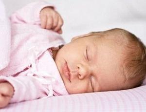 Ребенок грудной не спит