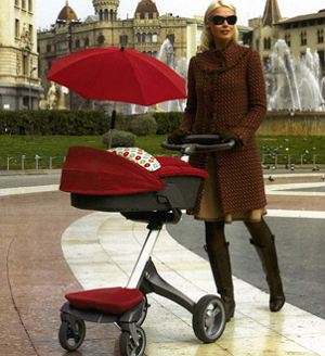 Какую коляску выбрать для новорожденного