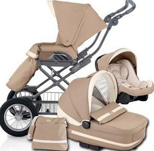 Комбинированная коляска