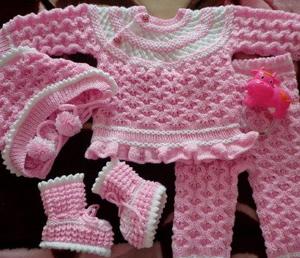 Подарок новорожденной своими руками