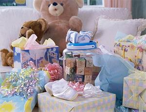 Подарки для новорожденных