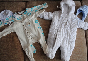 Как одеть новорожденного на прогулку в зимнее время